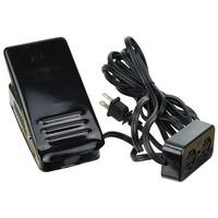 Foot Control w/ Cord (110/120V), Light/Motor Block #FC-143