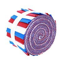 Supreme Solids, Patriotic Fabric Roll, Gallery Rolls