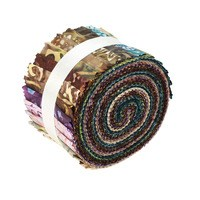 Komo Batiks Fabric Roll, Gallery Rolls