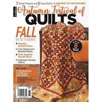 Autumn Festival of Quilts, Fons & Porter