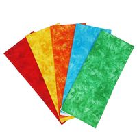 Illusions Fat Quarter Fabric Bundle (5pk), Brights