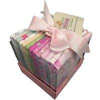 Fat Quarter Fabric Box - My Little Sunshine Girl