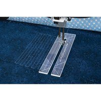 Line Tamer Template Quilting Ruler - 1/2in