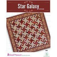 Star Galaxy Quilt Pattern - Good Measure