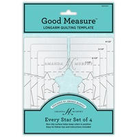 Good Measure Every Star Ruler 4pc