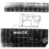 Instruction Manual, White 782