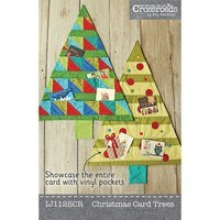 Christmas Card Trees Pattern