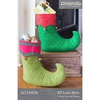 Elf Loot Boot Pattern