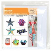 FabriFlair 10in Precut Stabilizer Squares - 6pk