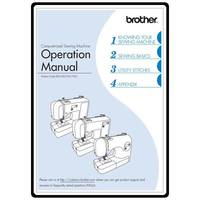 Instruction Manual, Brother CP-6500