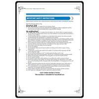 Instruction Manual, Brother CS-6000i