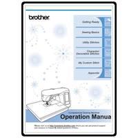 Instruction Manual, Brother Innovis NX-2000