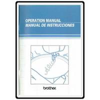 Instruction Manual, Brother XR-37
