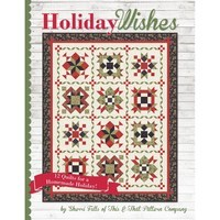 Holiday Wishes Quilt Book, It's Sew Emma