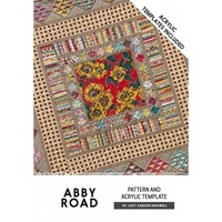 Jen Kingwell, Abby Road Quilt Pattern with Template