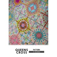 Jen Kingwell, Queens Cross Quilt Pattern