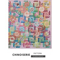 Jen Kingwell, Chinoiserie Quilt Pattern