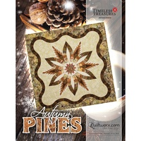 Autumn Pines Wall Quilt Pattern