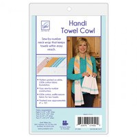 Quilt as You Go Handi Towel Cowl Pattern