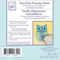 "Non-Stick Pressing Sheet 18""x 18"", June Tailor"