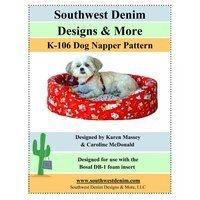 Dog Napper Pet Bed Pattern
