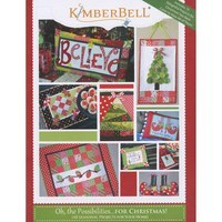Oh, The Possibilities for Christmas! KimberBell Designs