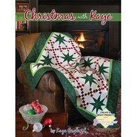 Christmas with Kaye Quilt Book, Kaye England