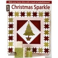 Christmas Sparkle Quilt Book, Leisure Arts