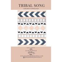 Tribal Song Quilt Pattern