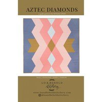 Aztec Diamonds Quilt Pattern