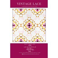 Vintage Lace Quilt Pattern