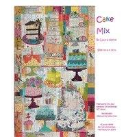 Cake Mix Collage Pattern