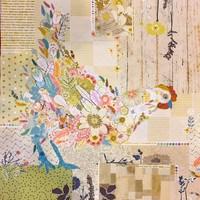 Hen Rietta Collage Pattern