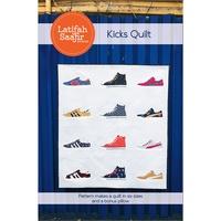 Latifah Saafir, Kicks Quilt Pattern
