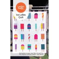 Latifah Saafir, Ice Lollies Quilt Pattern