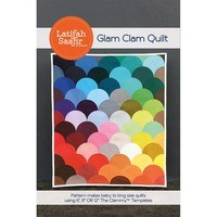 Latifah Saafir, Glam Clam Quilt Pattern