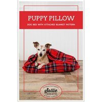 Puppy Pillow Pattern