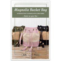 Magnolia Bucket Bag Pattern