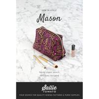Sallie Tomato, Mason Bag Pattern