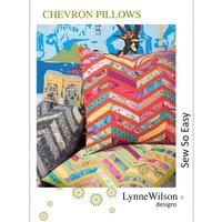 Lynne Wilson Designs, Chevron Pillow Pattern