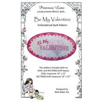 Be My Valentine Pattern, Primrose Lane, Beth Baker Dix