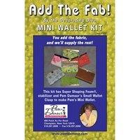 Add the Fab! Mini Wallet Kit