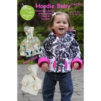 Hoodie Baby Pattern - 3-24 Months