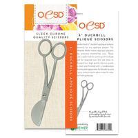 """Duck Bill Applique Scissors 6"""" #OESD712"""
