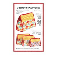 Cosmetic Clutches Pattern