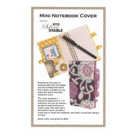 Mini Notebook Cover Pattern