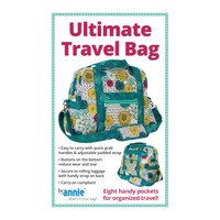 Ultimate Travel Bag Pattern