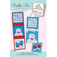 Baby It's Cold Outside Quilt Project CD