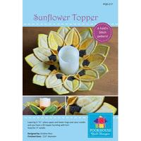Sunflower Topper Pattern