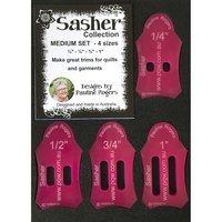 Sasher Collection, 4pc Medium Set